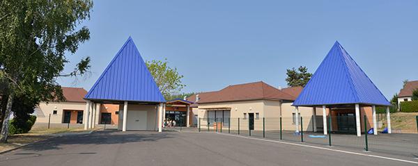 photo d'école élémentaire flogny la chapelle