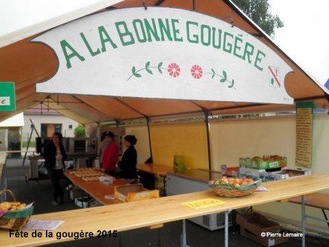 Fête de la gougère 2015 à Flogny la chapelle
