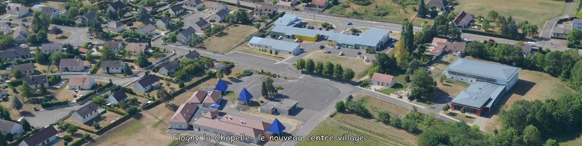 nouveau centre village
